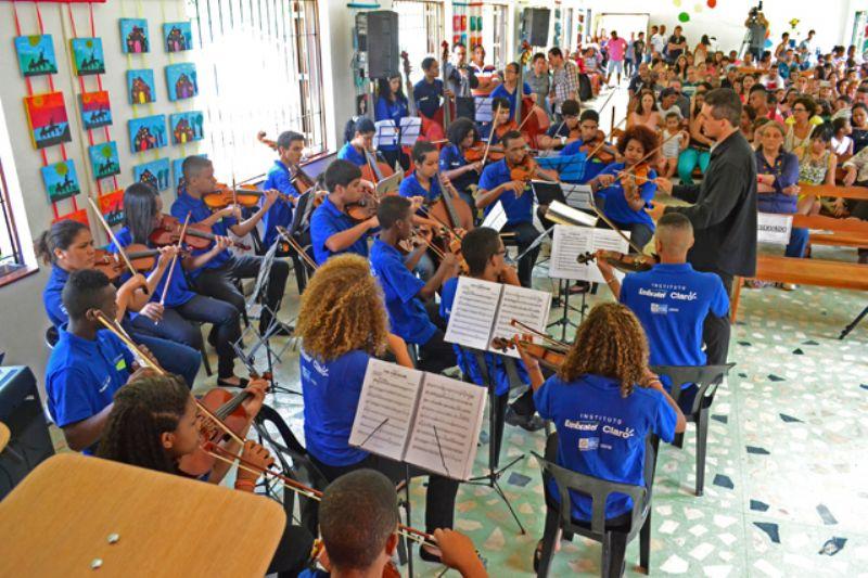 Ação Social pela Música do Brasil - Ópera na Escola