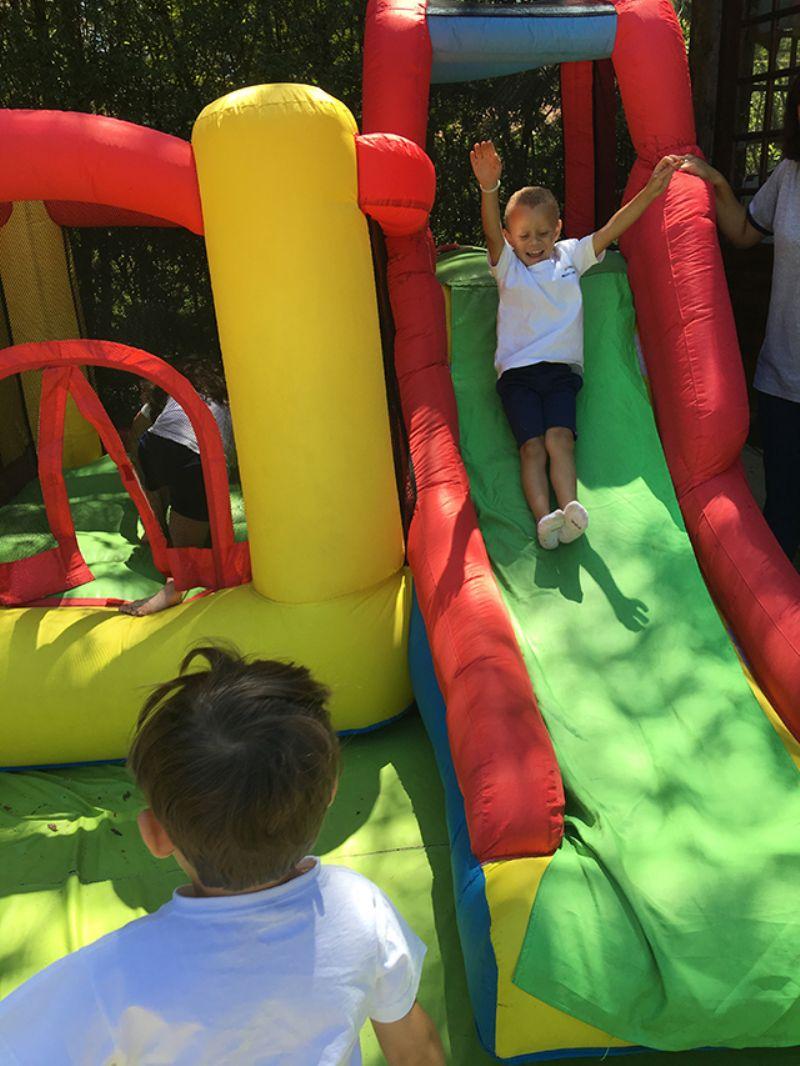 Recanto celebra a semana da criança