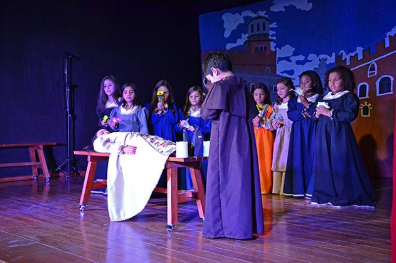 Encerramento 2018 - Shakespeare