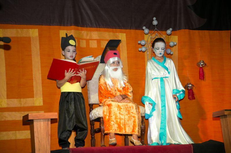 Turandot - Ópera na Escola