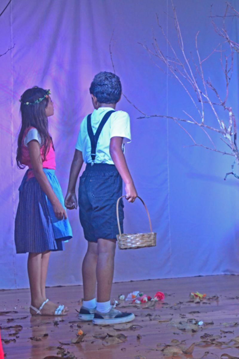 João e Maria - Ópera na Escola